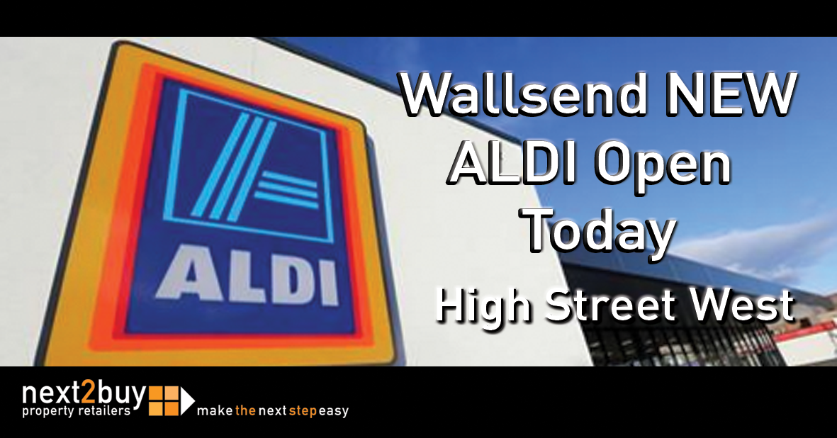 Wallsend's New ALDI Store OPEN