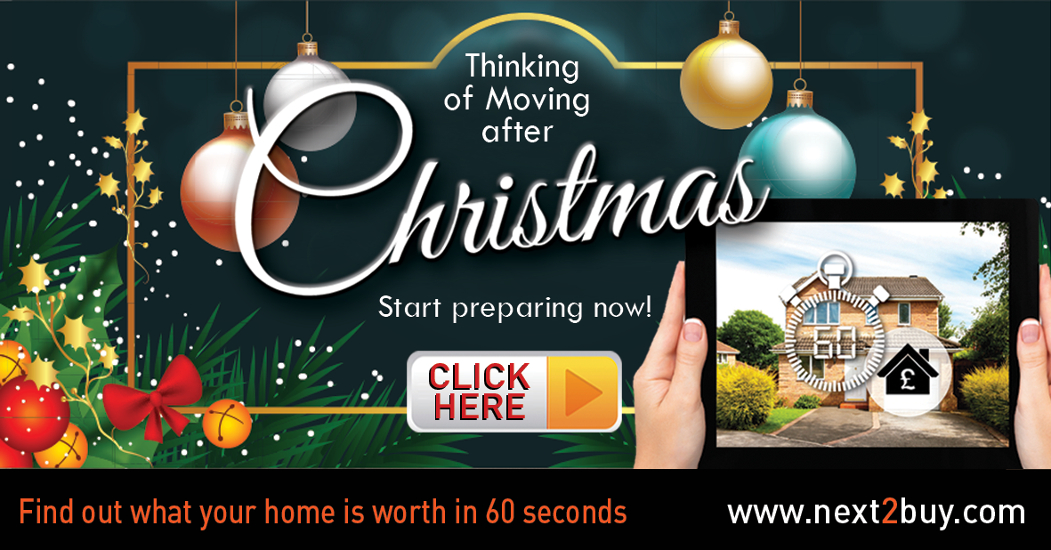 Thinking of Moving after Christmas?