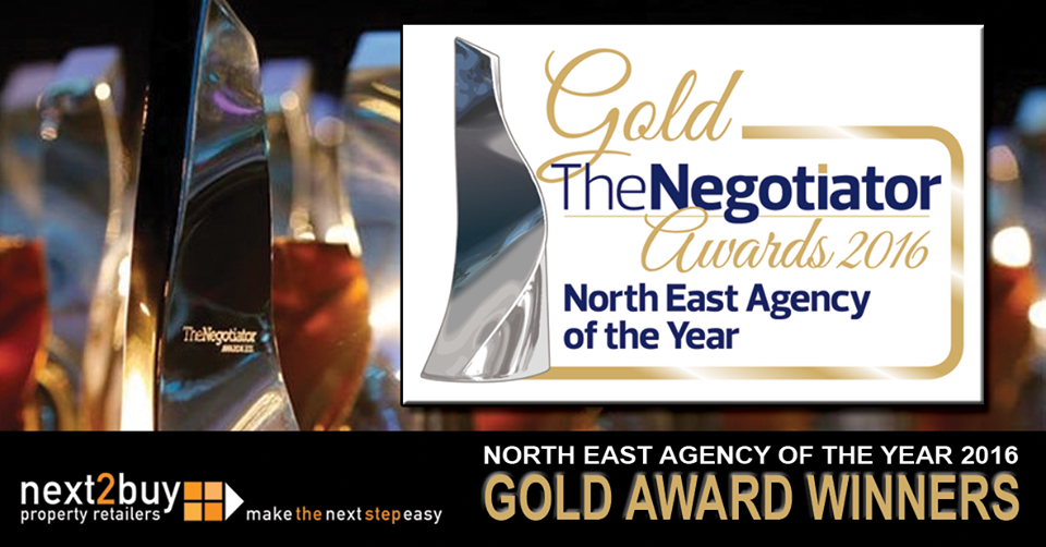GOLD AWARD WINNERS - North East Agency of the Year 2016