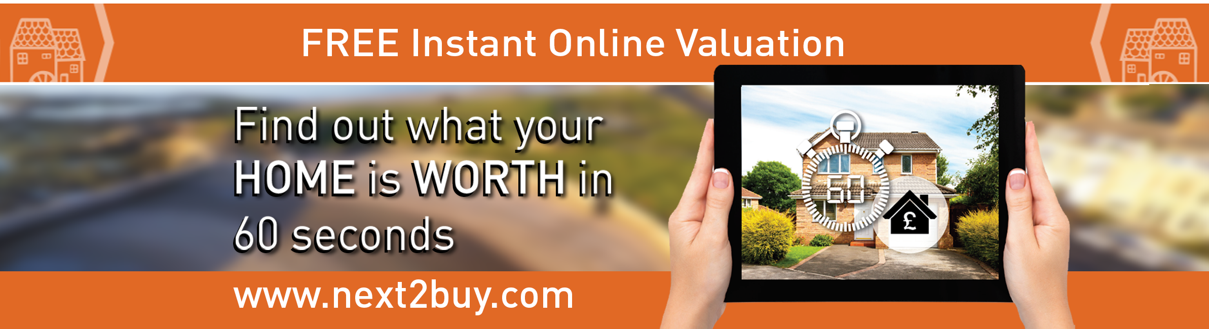 Free Instant Online Valuation