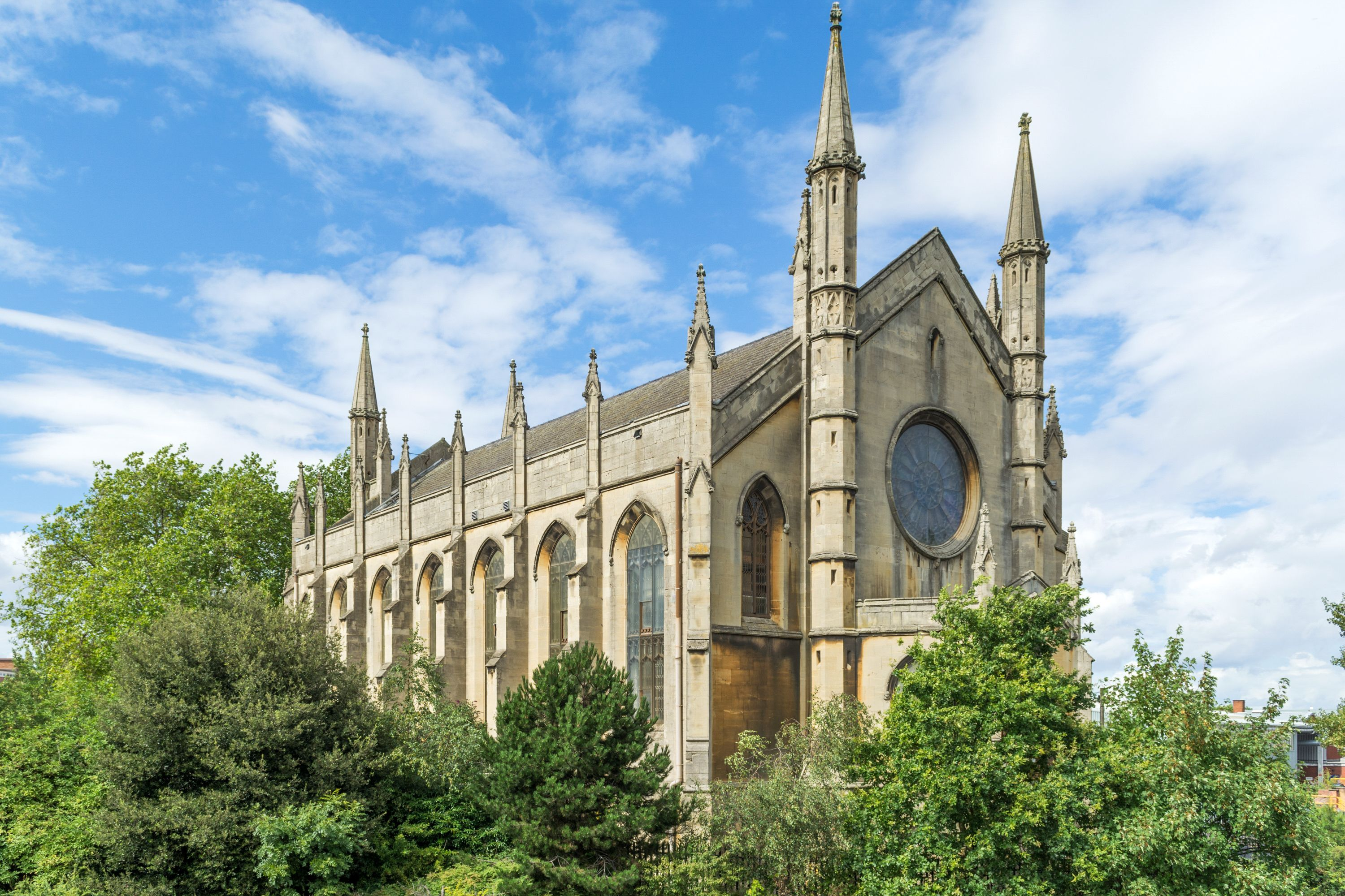 Take a leap of faith: 10 homes with church connections