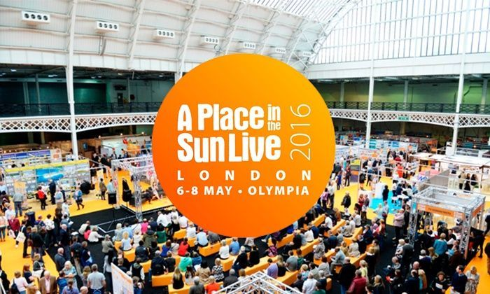 Win tickets to A Place in the Sun Live