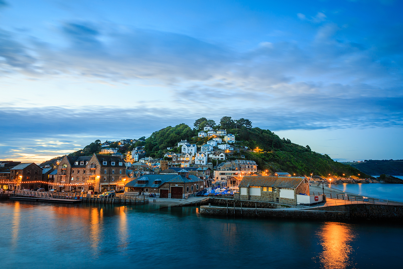 Britain's Happiest Coastal Hotspots