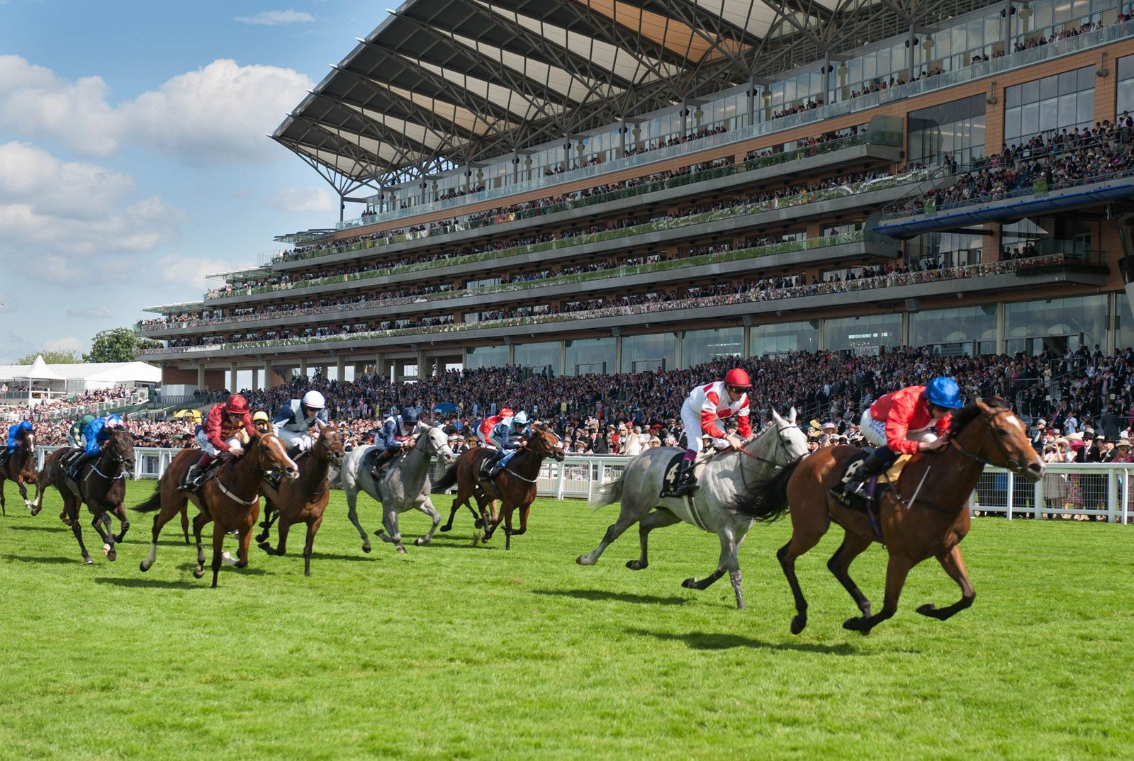 Book Car Parking For Royal Ascot