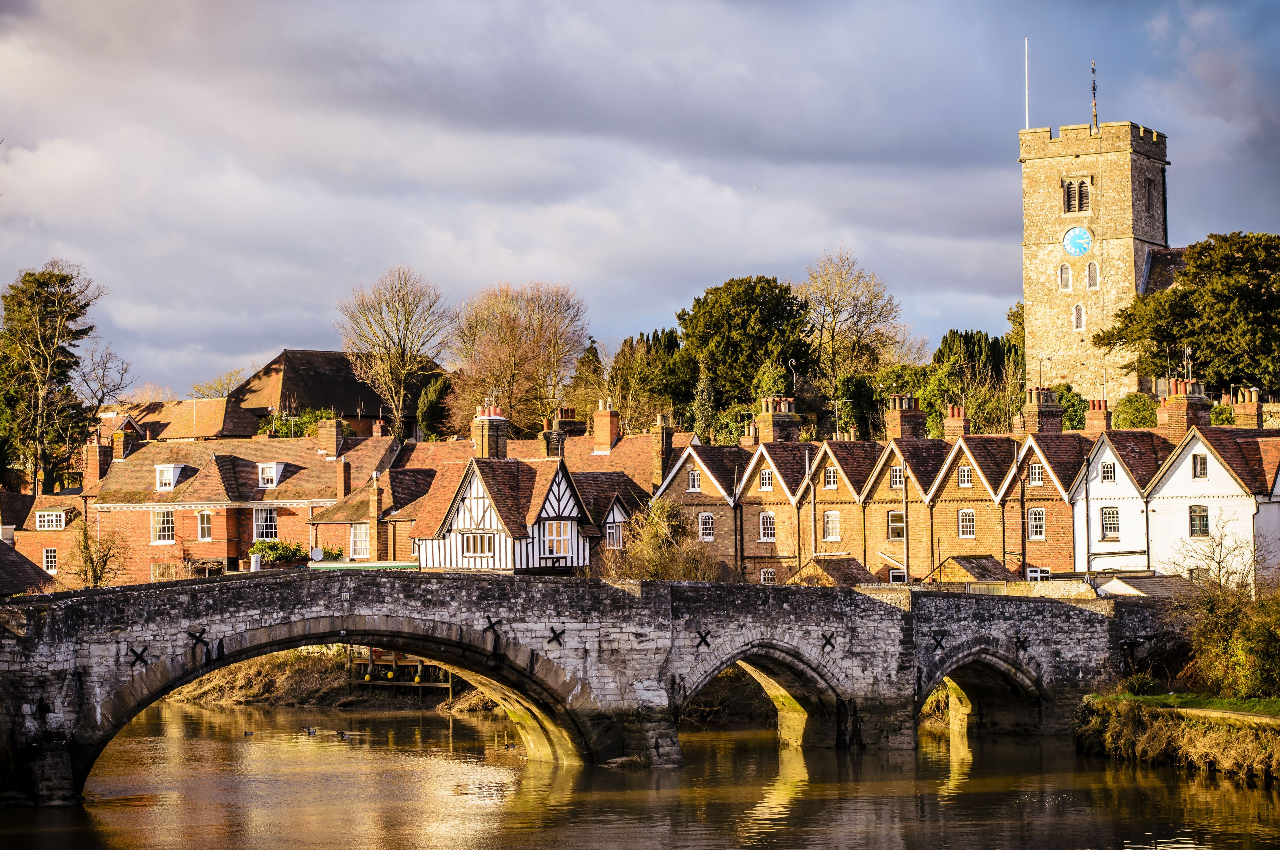 Britain's best hidden towns and villages