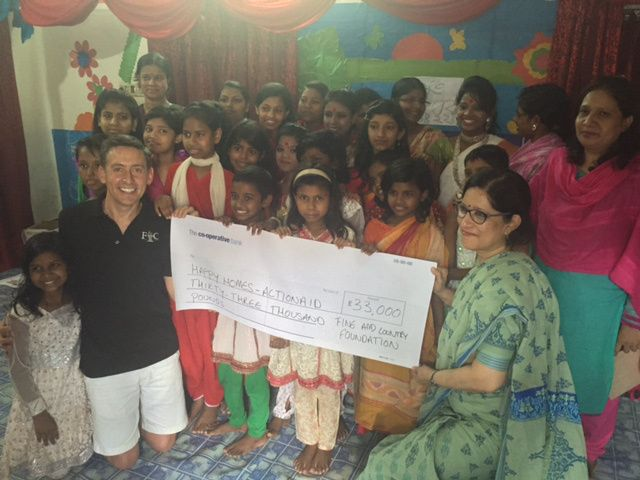 Fine & Country Foundation supports homeless teenage girls in Bangladesh