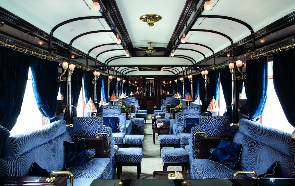 The Great Escapes: The World's Most Luxurious Train Journeys