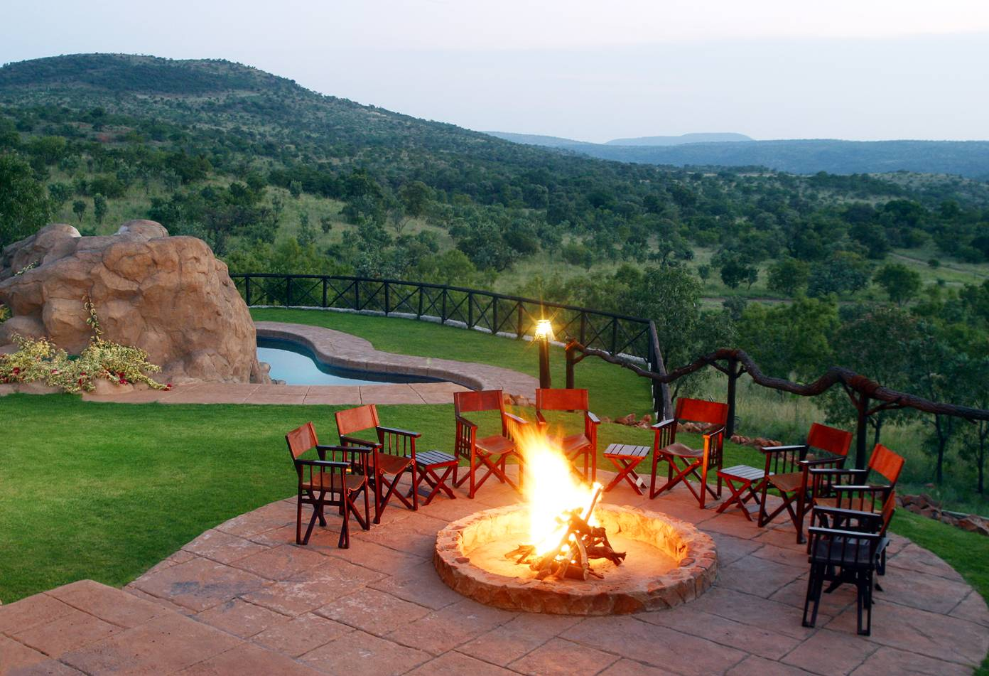 South africa has some of the most beautiful landscapes our world has to offer this incredible lodge is up for sale offering 10 luxury suites