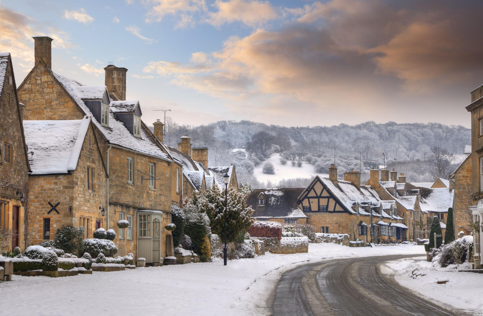 Top 10 Christmas villages