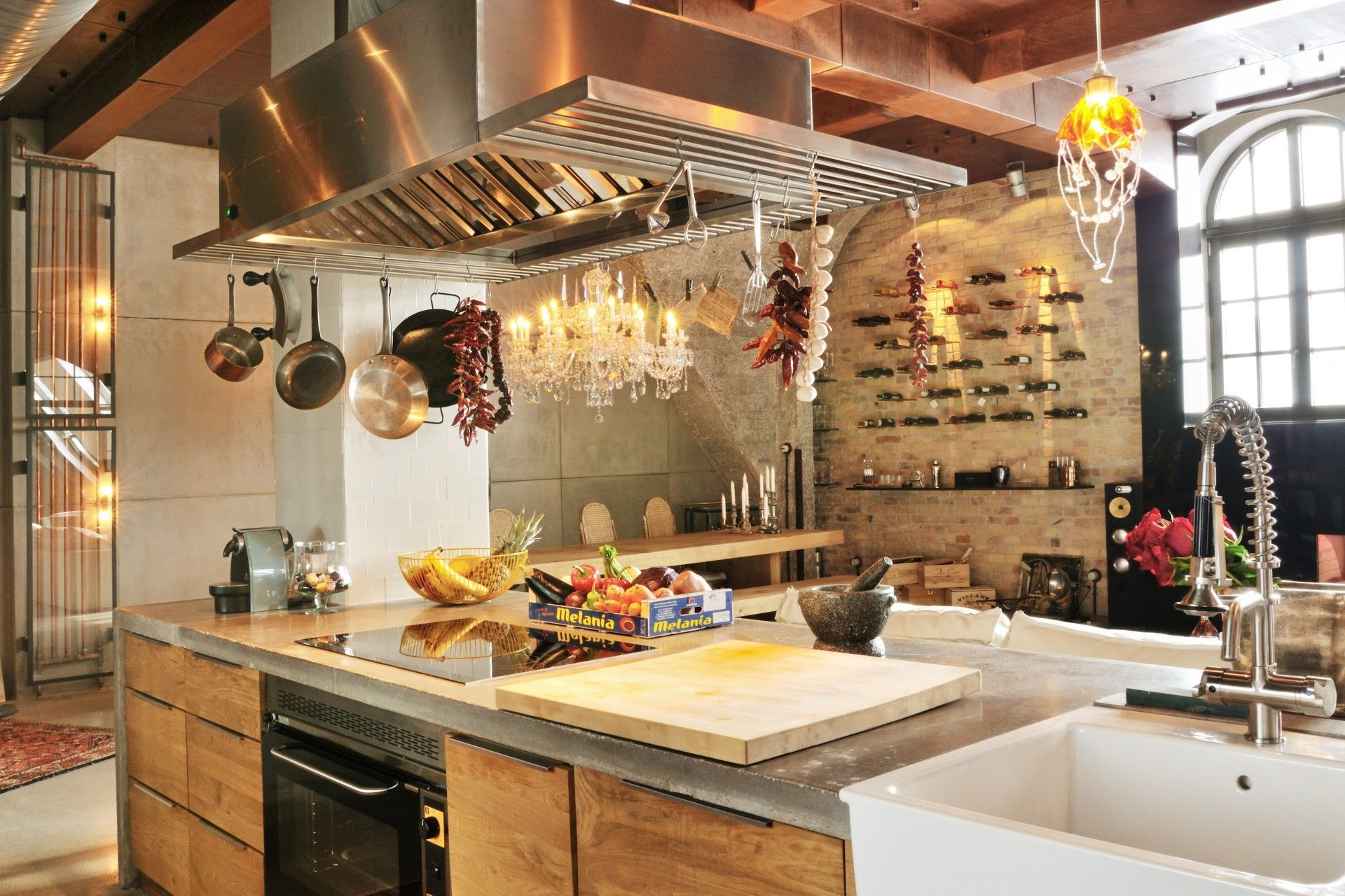 Some like it hot; Top 15 best kitchens for sale