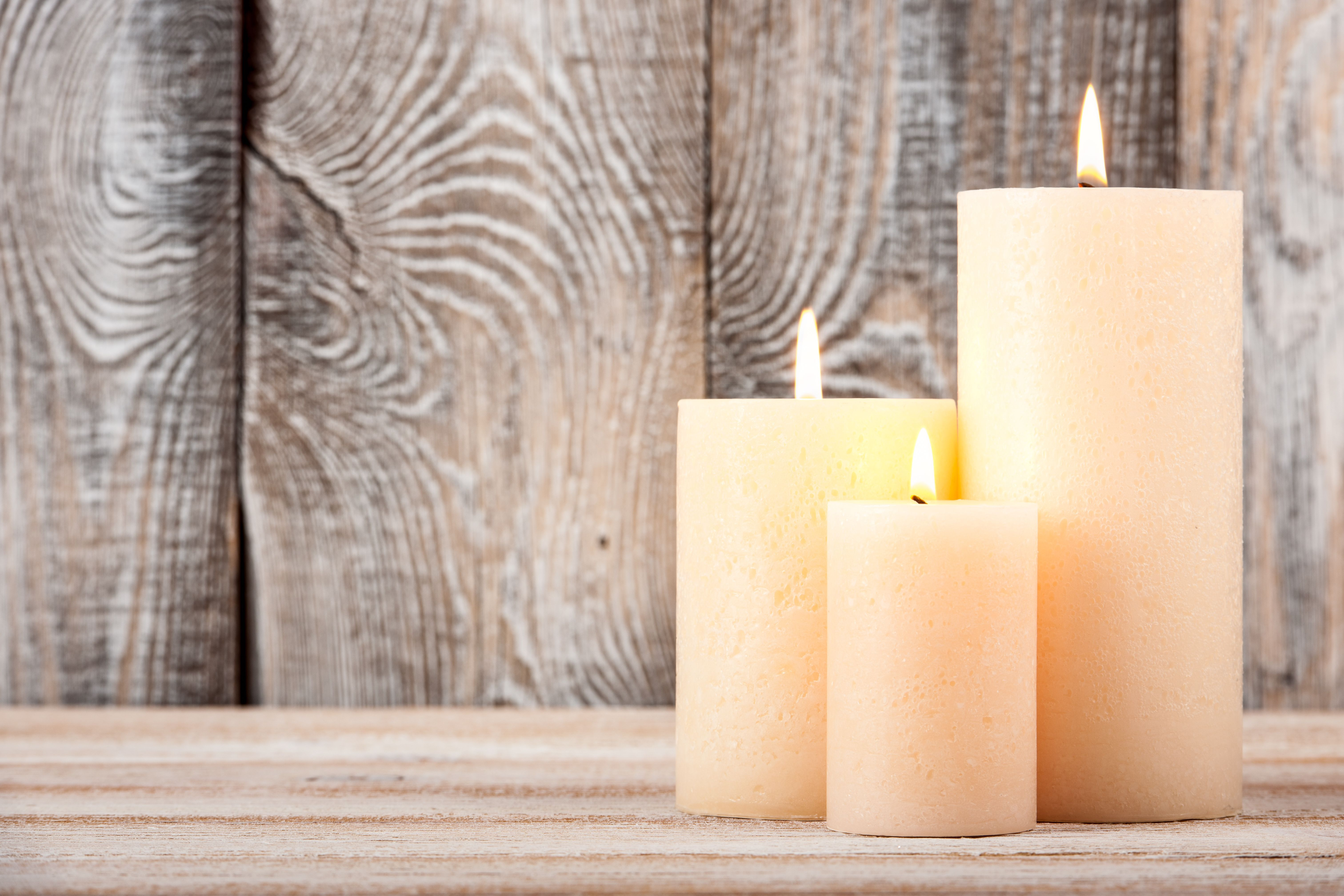 Competition: win a winter candle from The White Company