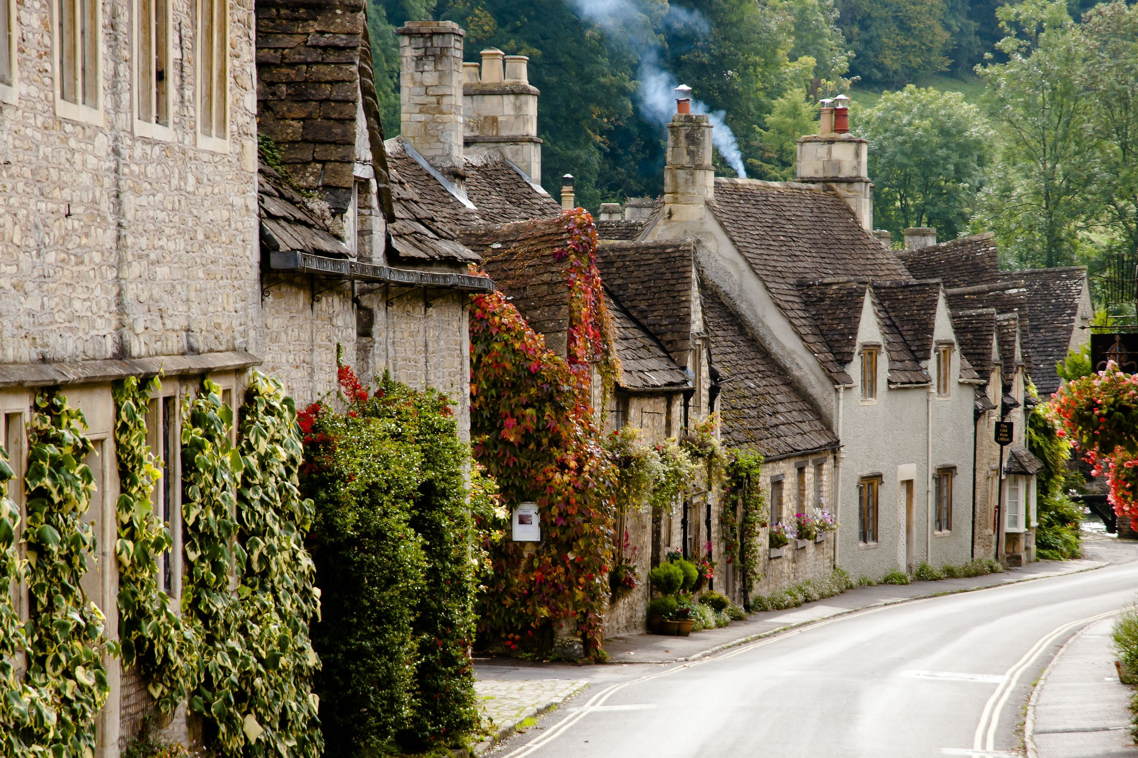 Britain's prettiest autumn villages - Blog