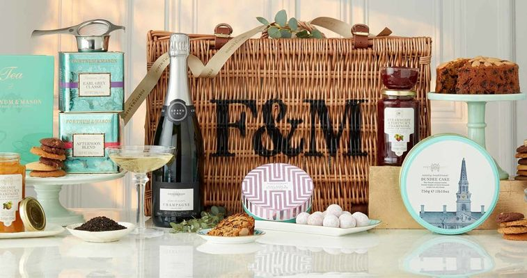 Competition: Win a Fortnum & Mason afternoon tea hamper in our picnic competition