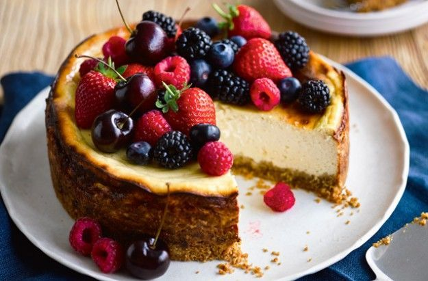 Win a beautiful cheesecake to celebrate Fine & Country's new TV advert