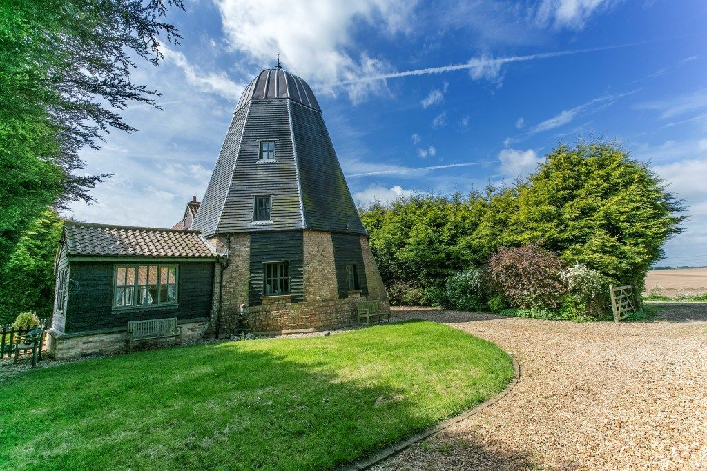 Breweries to windmills: The top 10 converted homes