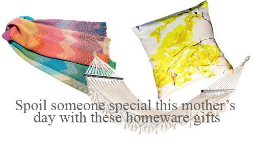 Spoil someone special this Mother's Day with these homeware gifts