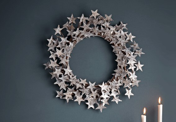 Best Christmas wreaths to make your home welcoming this December