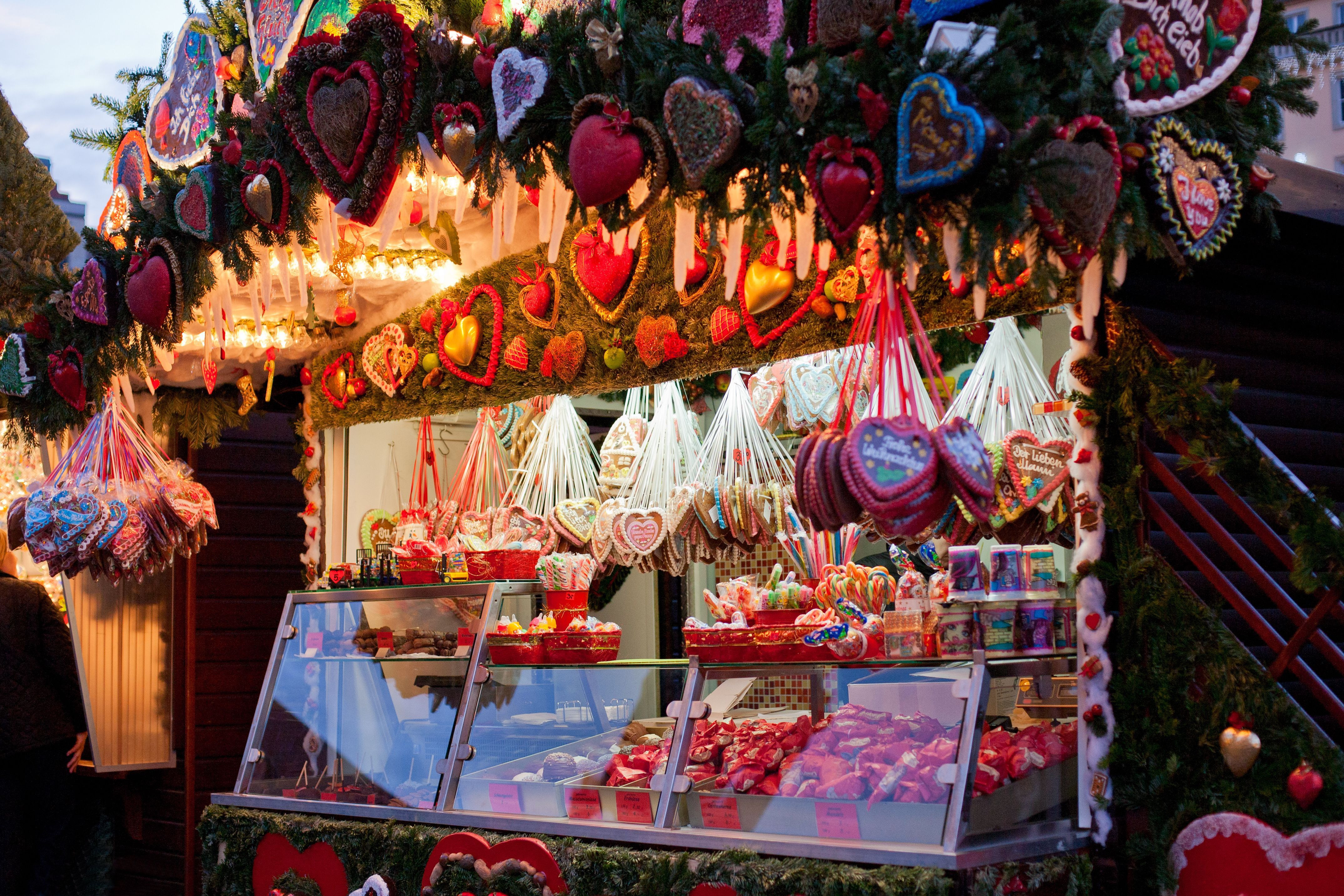 10 best Christmas markets