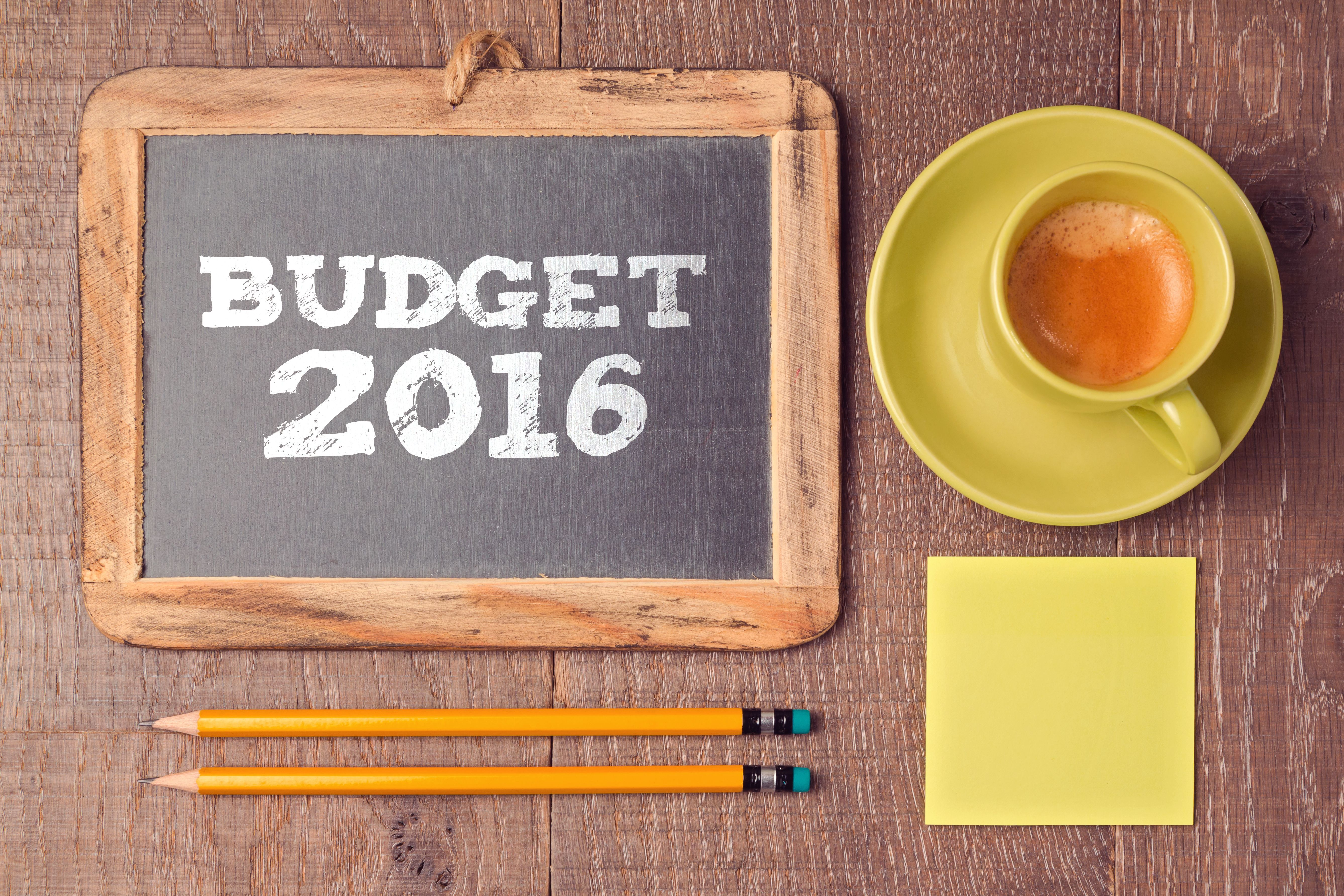 Housing news: Highlights from the Budget 2016