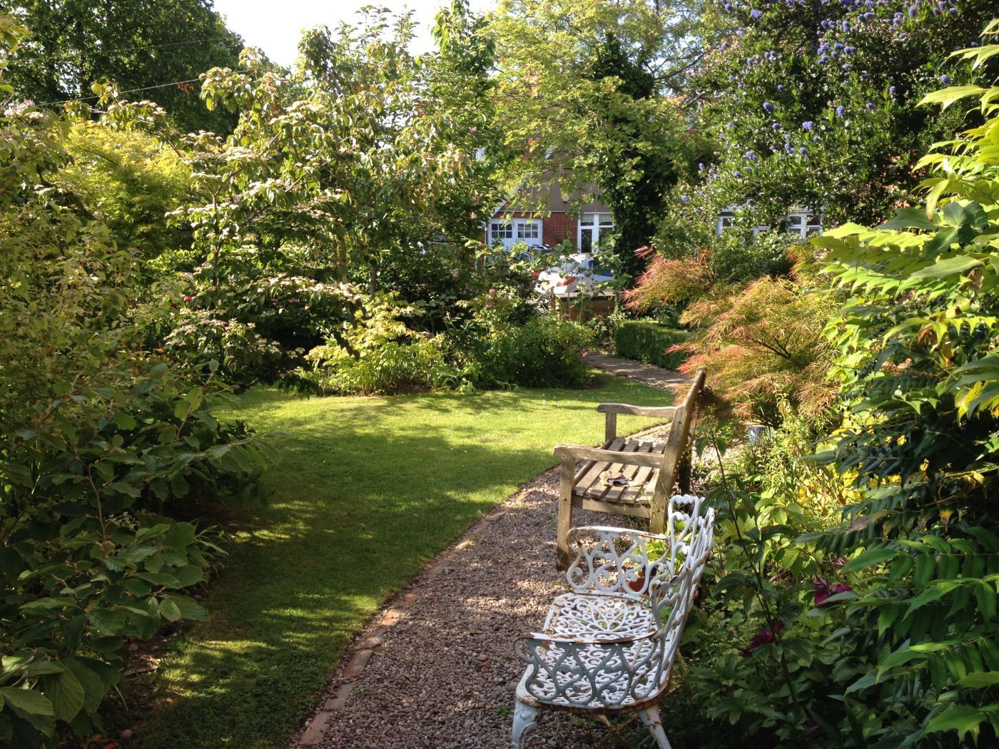 The winner of the Fine & Country garden competition has been announced