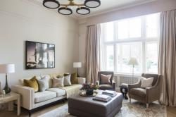 Interior design: professional London home with personal touches