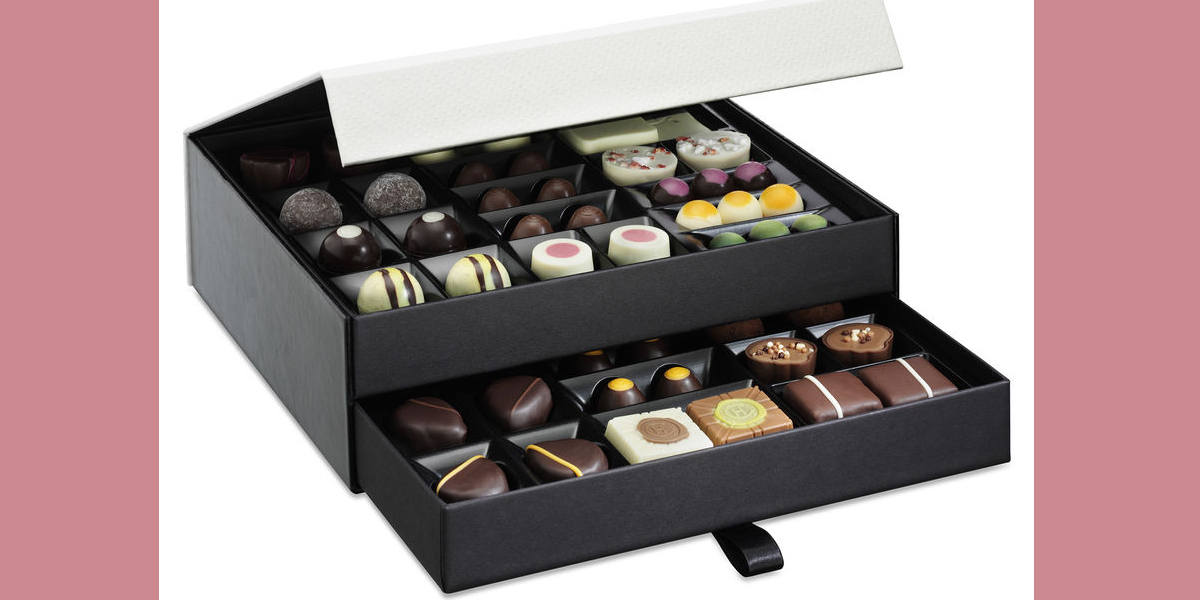Competition: win a chocolate cabinet from Hotel Chocolat