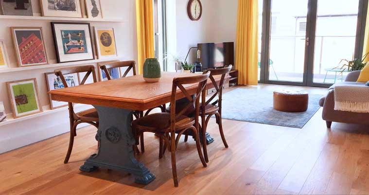 Interior design: how to create an inspirational apartment