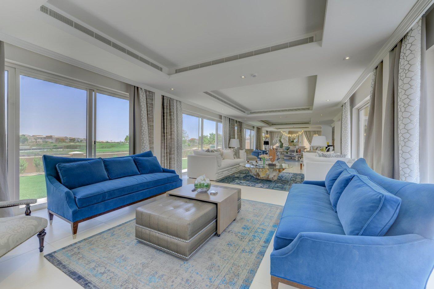 New line of homes on Dubai's prime golf destination