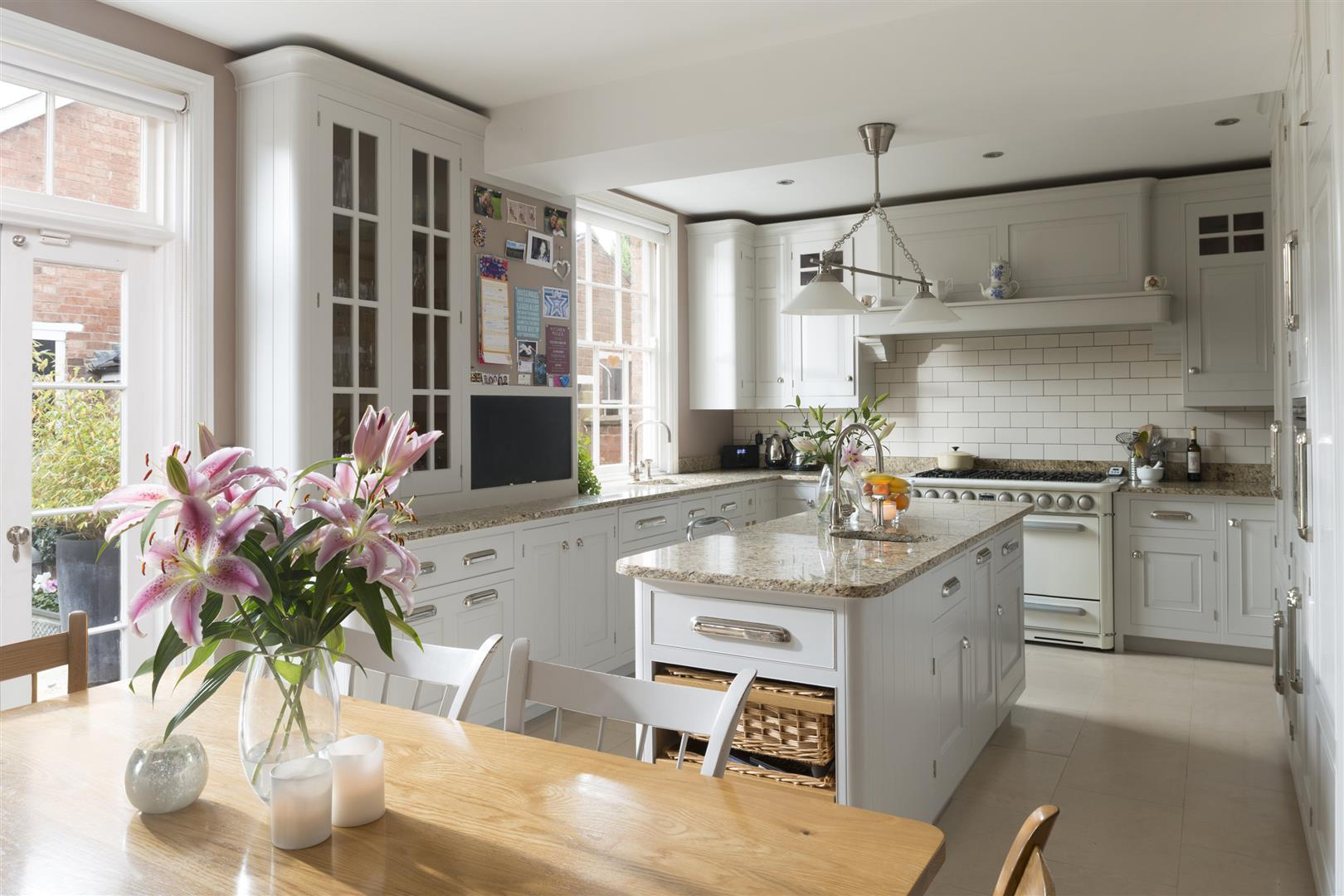 Kitchens perfect for cooking your Christmas dinner