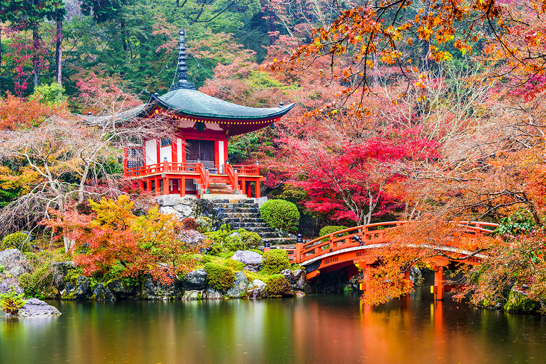 Kyoto An Is Full Of Fascinating Culture And Presents It In The Prettiest Package City Stunning Architecture