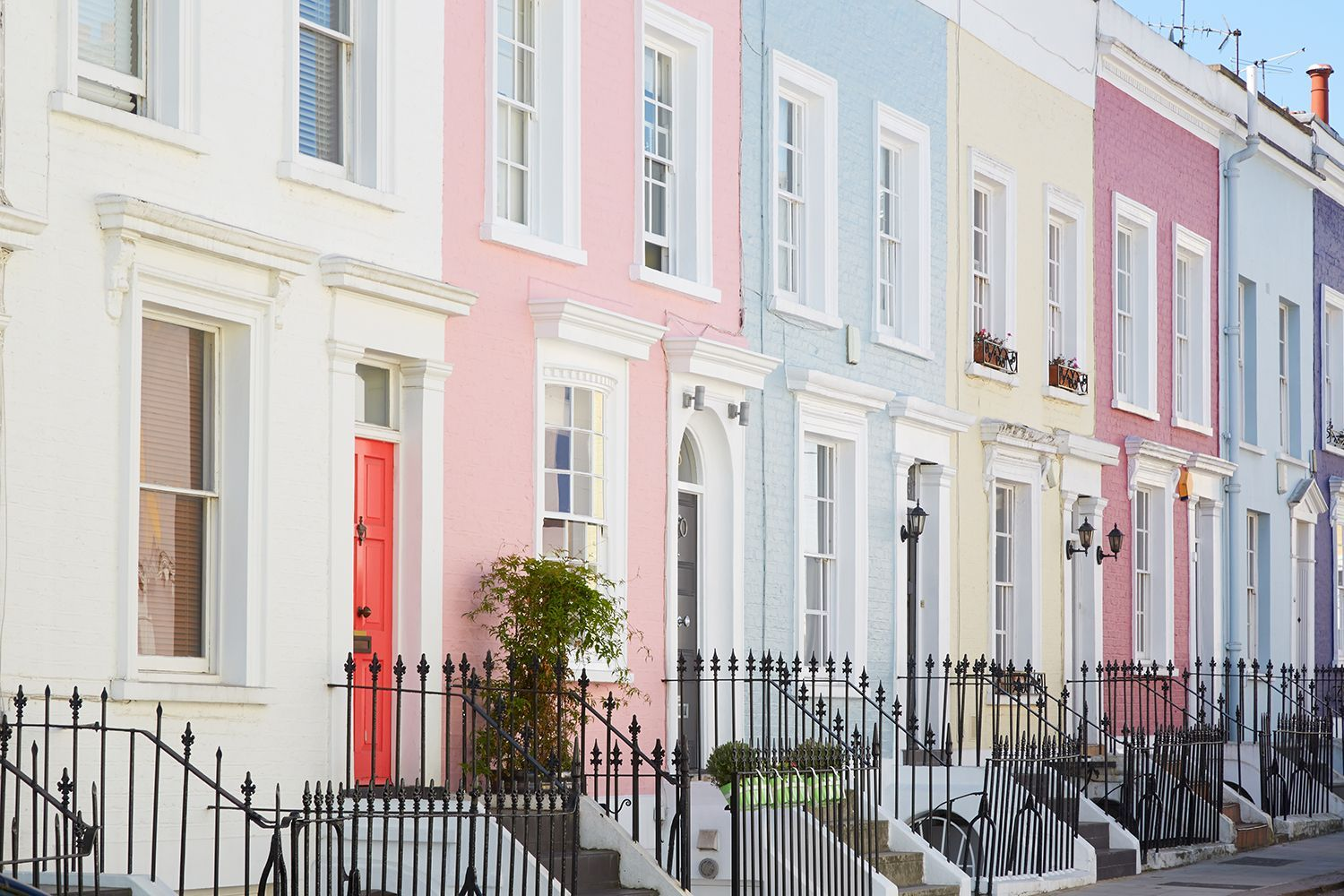 Where are the UK's most colourful places to live?