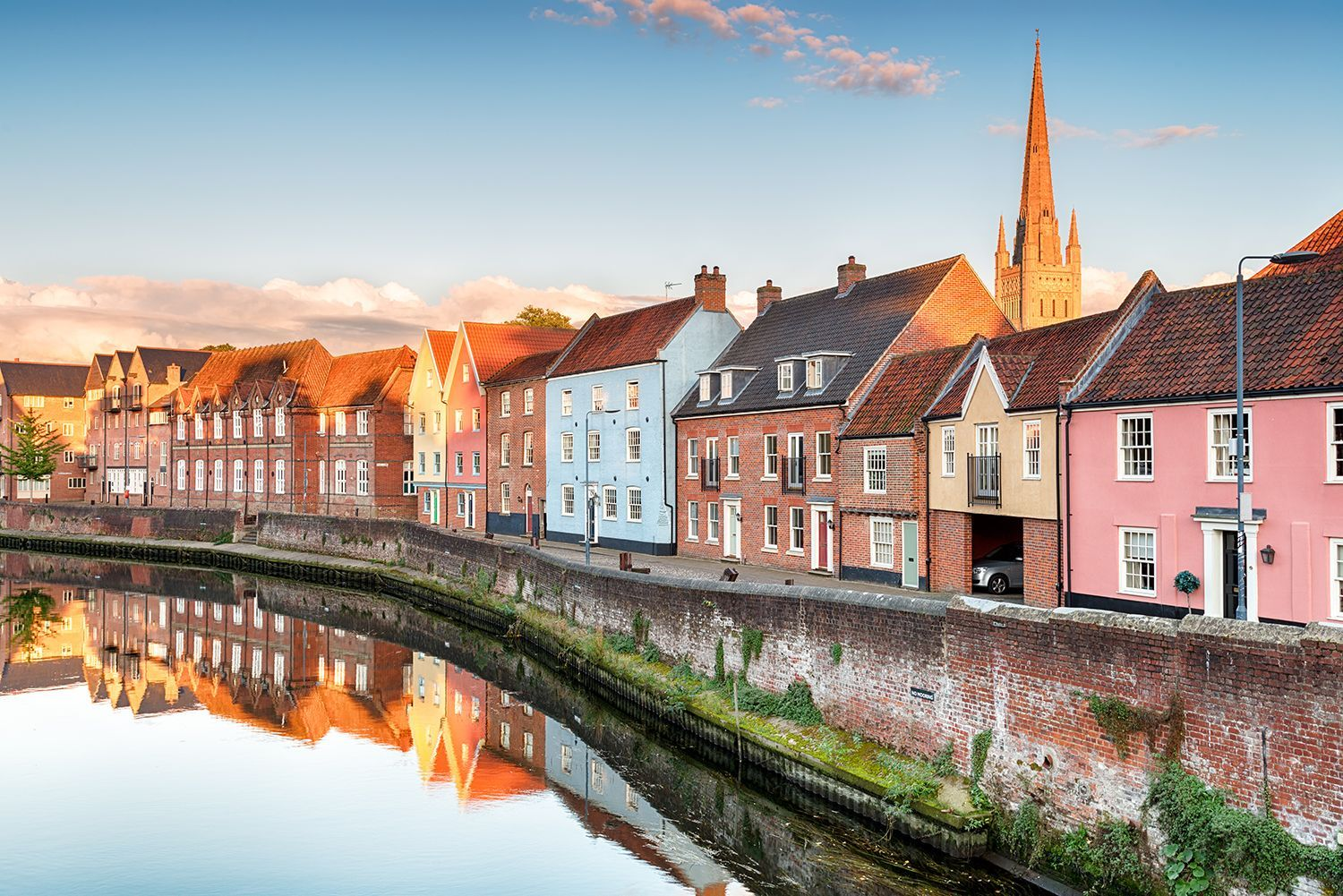 Where are Britain's Friendliest Places to Live?