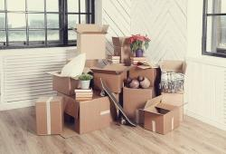 Packing up: save time and reduce stress when moving home