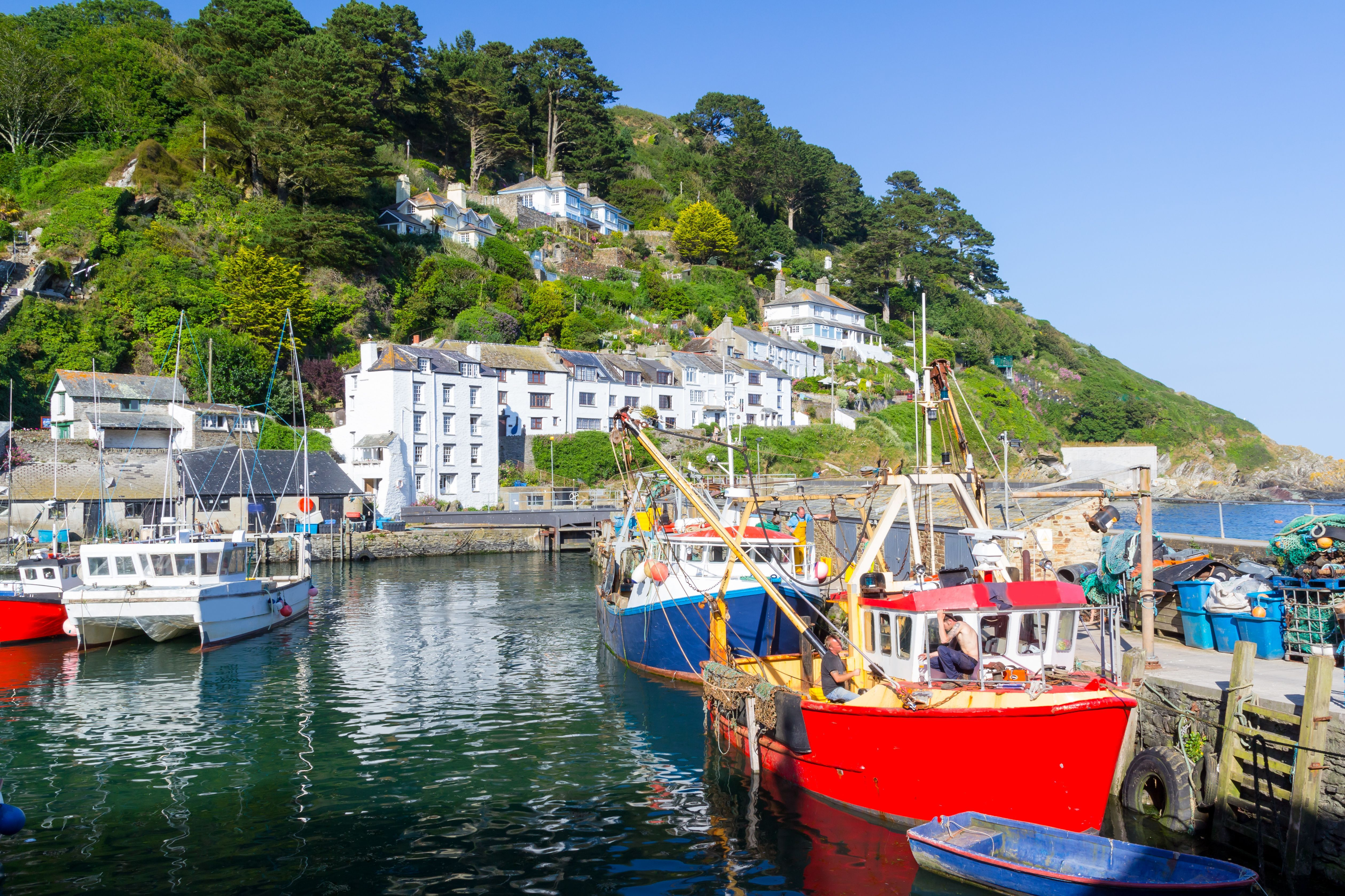Britain's top 10 most romantic villages