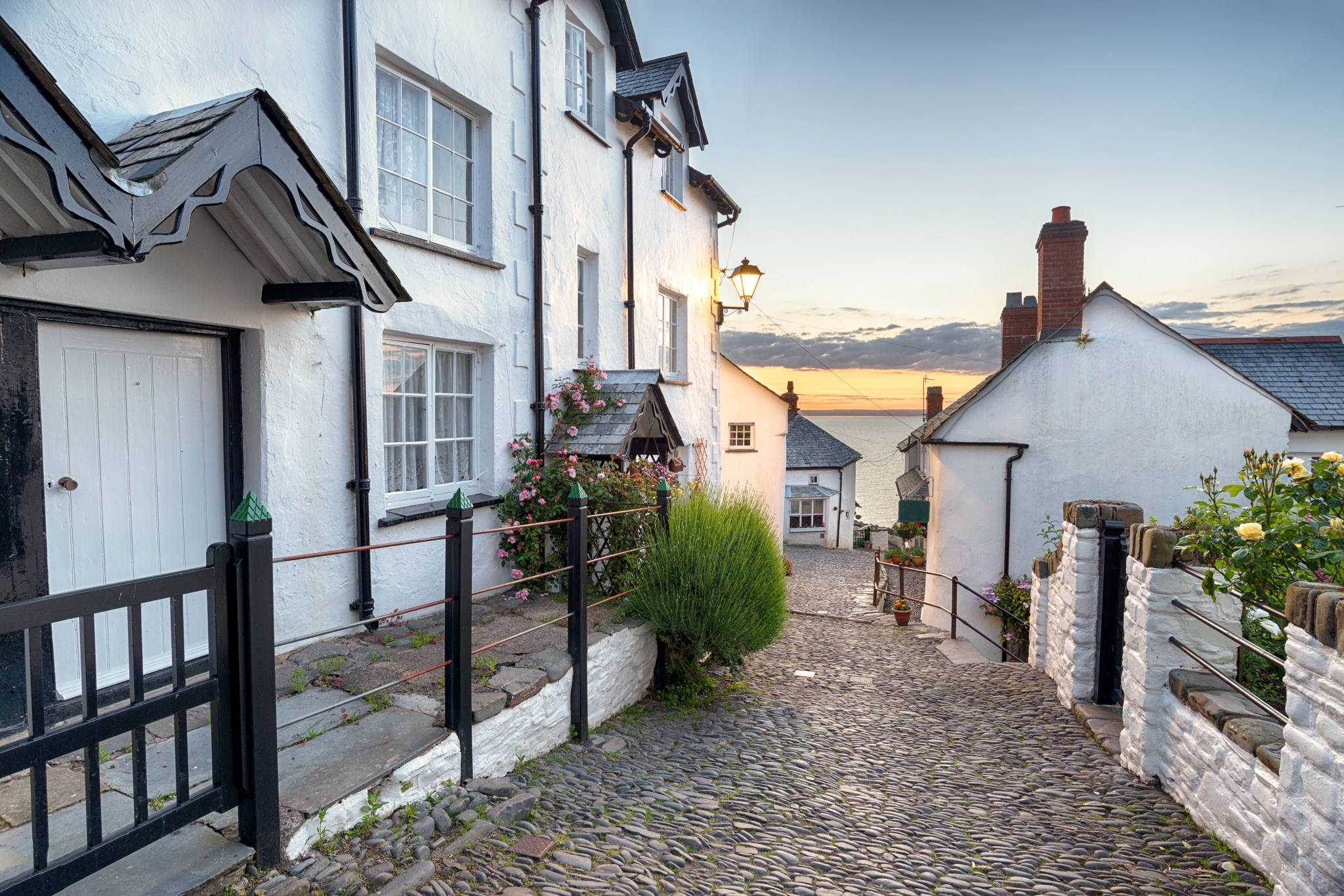 The Most Romantic Streets in the UK