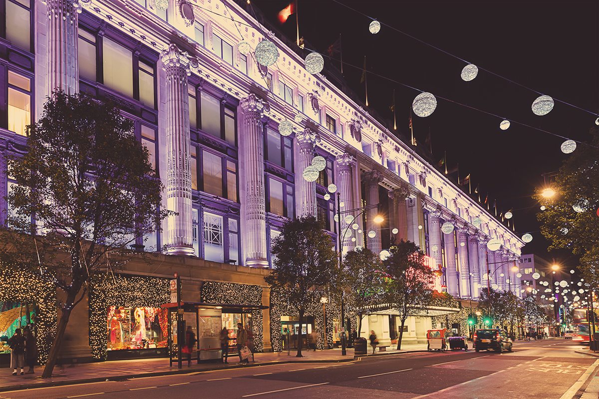 Competition: win £100 to spend in Selfridges