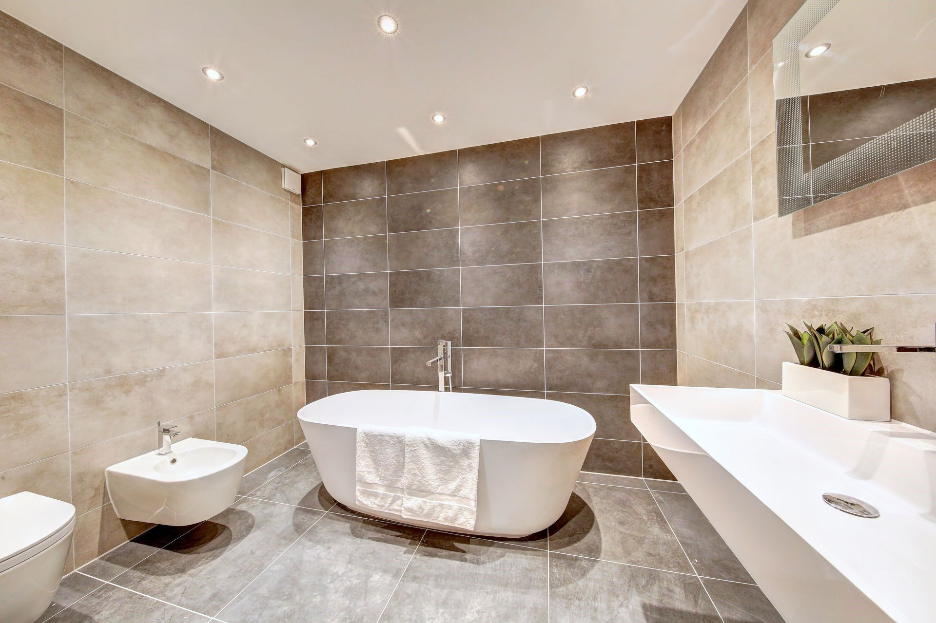 Top 10 bathrooms for modern mums
