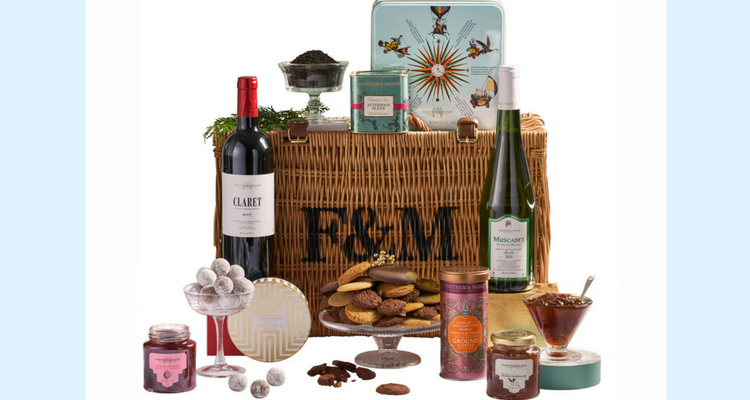 Win a luxurious Christmas hamper from Fortnum and Mason