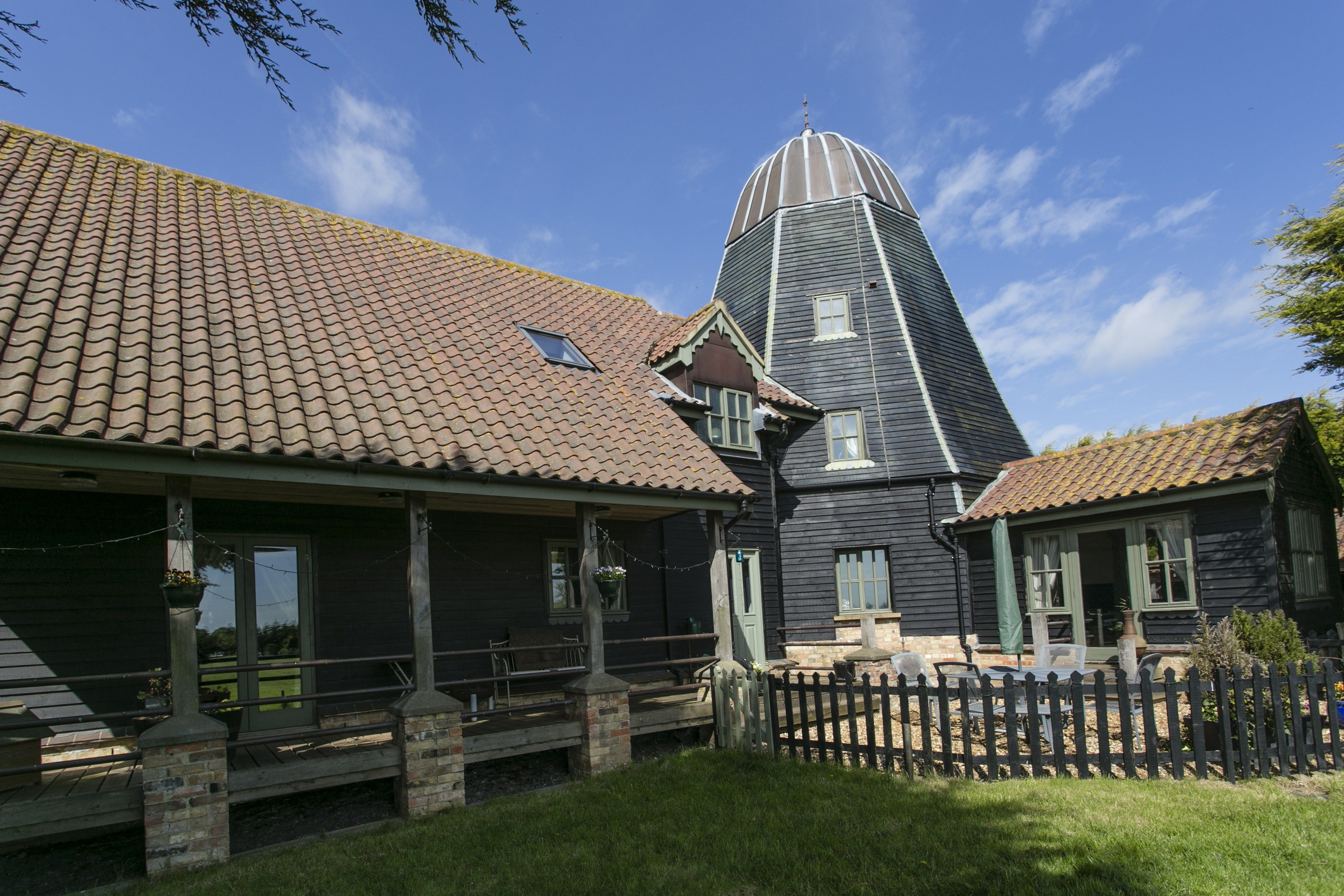 Take a tour: Former Victorian Windmill