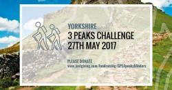 3 Peaks Challenge in Yorkshire