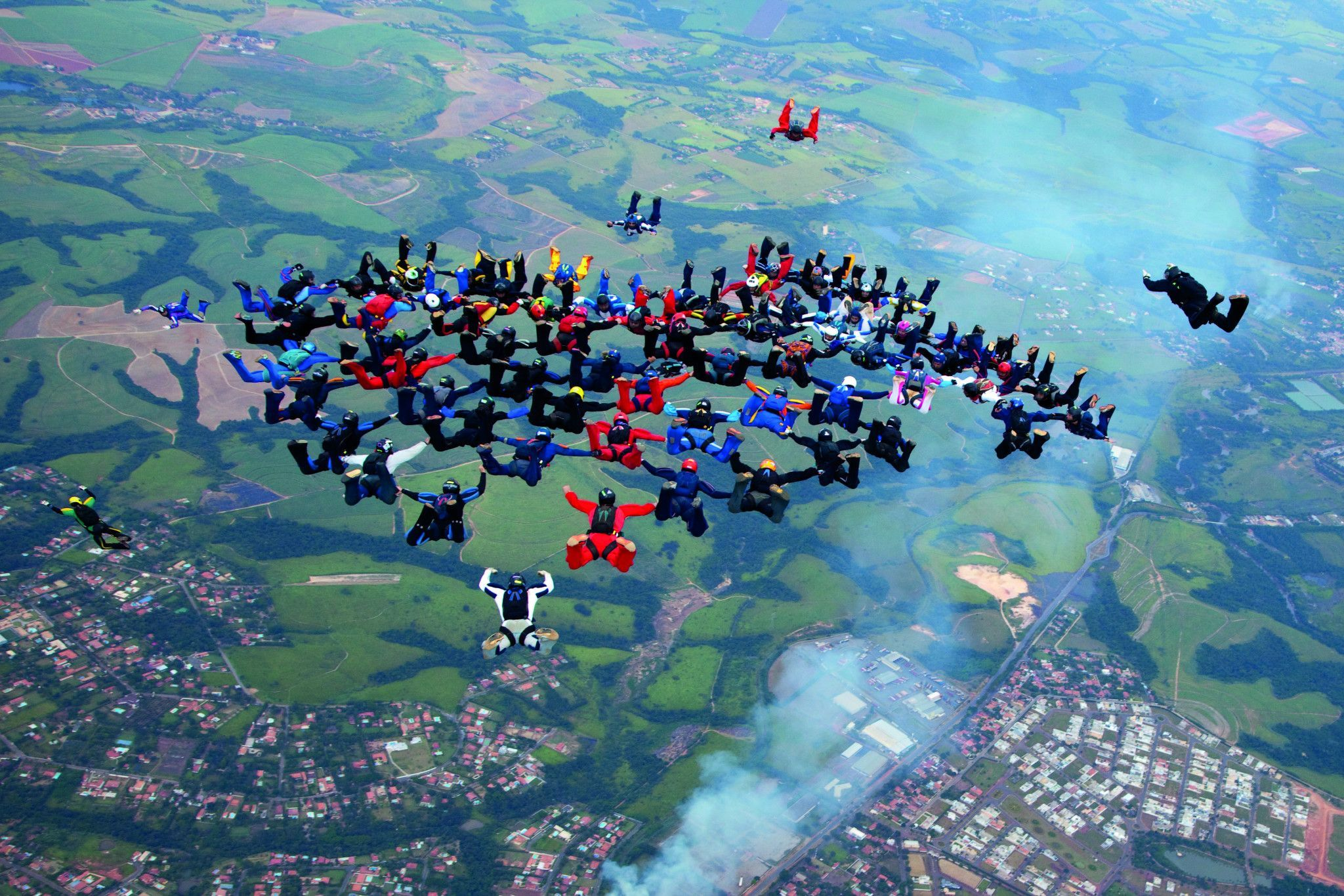 Leap of faith: Join our charity skydive
