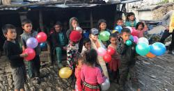 Latest updates: rebuilding a village in Nepal