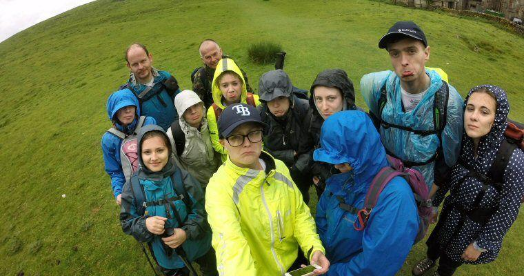 It rained on our parade: What happened at the Yorkshire 3 Peaks challenge?
