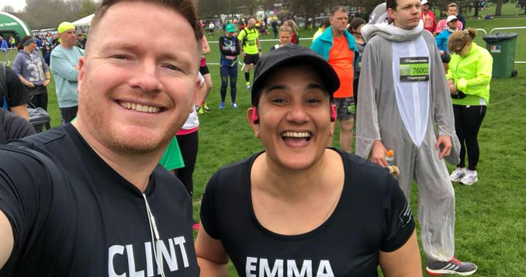 One down, 11 to go: Brighton Marathon Conquered
