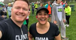 One down, 11 to go: Brighton Marathon Conquered