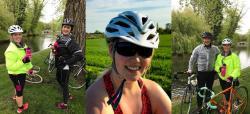 Bury St Edmunds 200 mile sponsored cycle ride