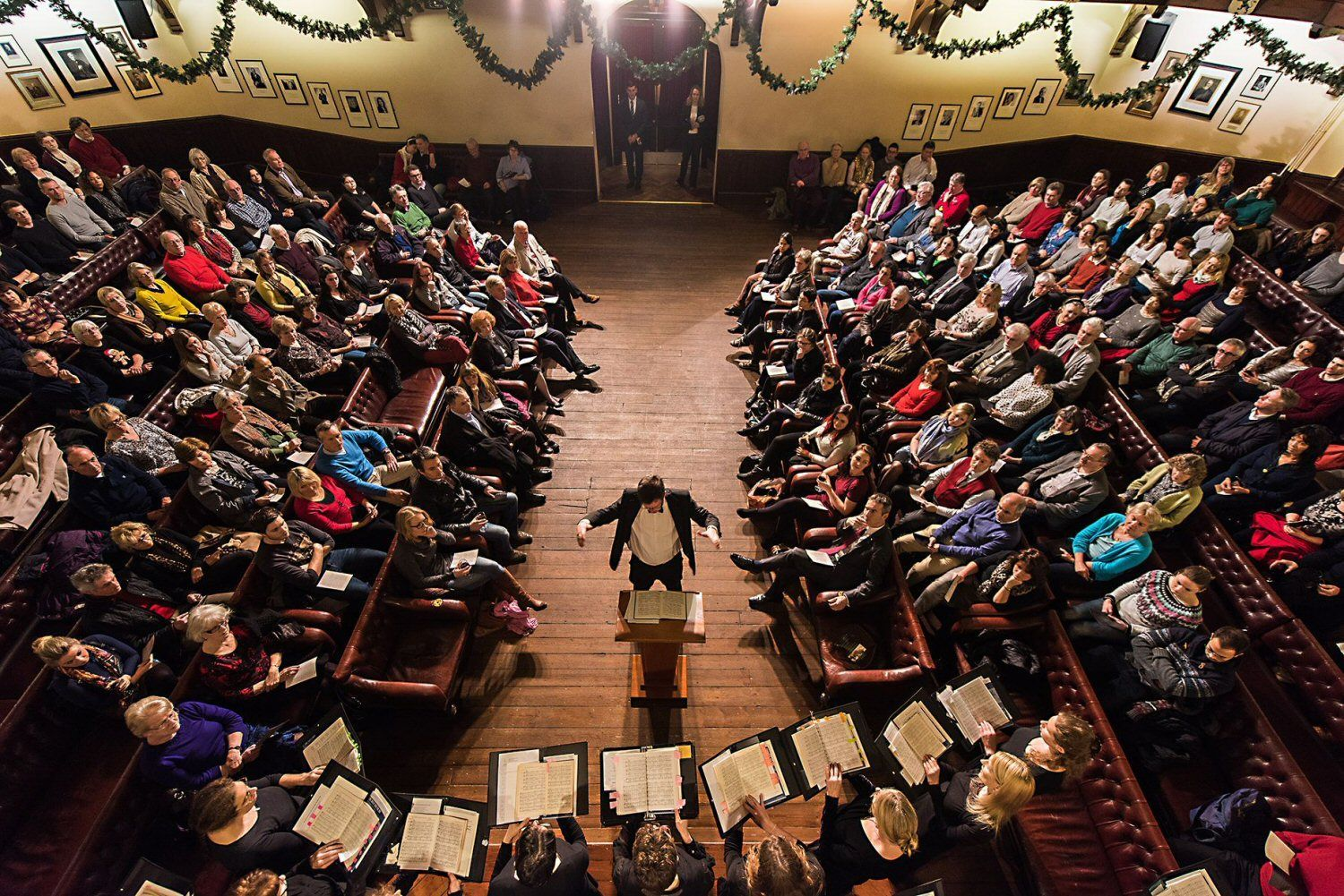 Fine & Country's Cambridge Christmas Carol Concert 2016