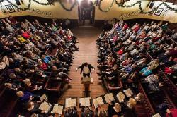 Fine & Country'sCambridge ChristmasCarol Concert 2016