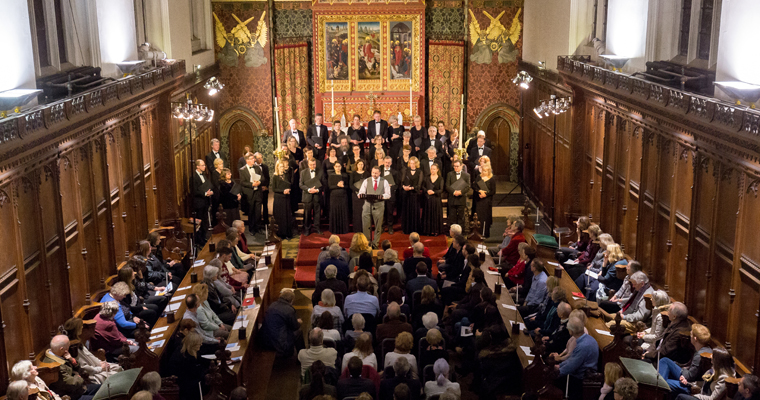 Fine & Country carol concert raises £1,800 for homelessness