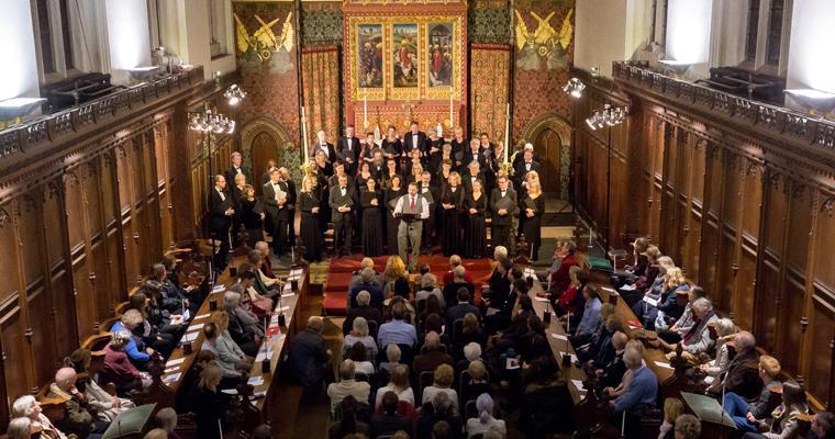 Fine & Country carol concert raises £1,800 for homelessness